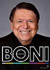 Capa do livro O livro do Boni, Jose Bonifacio O. Sobrinho