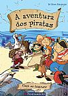 Capa do livro A Aventura dos Piratas. Caça ao Tesouro - Volume 4, Mario Pasqualotto