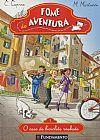 Capa do livro Fome de Aventura. O Caso da Bicicleta Roubada - Volume 1, Mariella Martucci