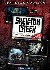 Capa do livro Meia-noite na Estrada - Volume 3. Série Skeleton Creek, Patrick Carman