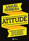 Capa do livro Atitude, Samuel Ferreira