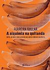 Capa do livro A Alquimia na Quitanda, Ferreira Gullar