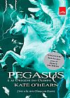 Capa do livro Pegasus E As Origens Do Olimpo, Kate O Hearn