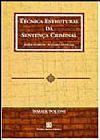 Capa do livro Técnica Estrutural da Sentença Criminal, Ismair Poloni