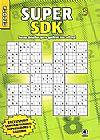 Capa do livro Almanaque - Super sudoku - vol. 03, Varios