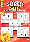 Capa do livro Almanaque Super Sudoku, Varios