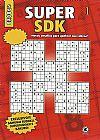 Capa do livro Super Sudoku - vol. 01, Varios