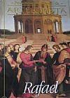 Capa do livro Rafael - l Pinacoteca dos Gênios da Arte Cristã -, Varios