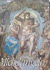 Capa do livro Michelangelo - Pinacoteca dos Gênios da Arte Cristã -, Varios