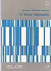 Capa do livro O Texto Estranho, Lucrécia D´Aléssio Ferrara