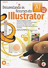 Capa do livro Desvendando os Recursos do Illustrator, Sandra Rita