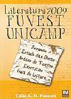 Capa do livro Literatura 2009 Fuvest Unicamp, Célia A. N. Passoni