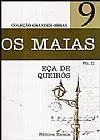 Capa do livro Os Maias - Parte II - Col. Grandes Obras - vol. 09 -, Eça de Queirós