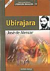 Capa do livro Ubirajara - José de Alencar - Col. Grandes Mestres da Lit. Bras., José de Alencar