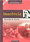 Capa do livro Inocência - Col. Grandes Mestres da Lit. Bras., Visconde de Taunay
