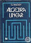 Capa do livro Álgebra Linear, G. Hadley