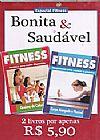 Capa do livro Especial Fitness - Bonita & Saudável - 2 Livros, Varios