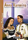 Capa do livro Anna Karenina - Clássicos Universais, Ana Carolina Vieira Rodriguez