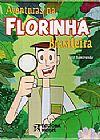 Capa do livro Aventuras na Florinha Brasileira, Lelê Samiranda