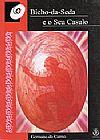 Capa do livro Bicho-da-Seda e o Seu Casulo, Germano do Carmo