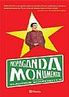 Capa do livro Propaganda Monumental, Vladimir Voinóvitch (Mais importante Satirista Russo dos últimos 50 anos)