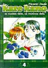 Capa do livro Karekano - Nº 4, Masami Tsuda