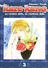 Capa do livro Karekano - Nº 3, Masami Tsuda