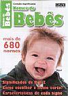 Capa do livro Coleção Significados - Nomes de Bebês (Capa Verde), Case Editorial