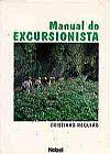 Capa do livro Manual do Excursionista, Cristiano Requião
