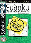 Capa do livro Sudoku de Bolso - O Melhor do Brasil - Nº 9, Coquetel