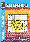 Capa do livro Sudoku - Nº 10 - Fácil / Médio, Coquetel